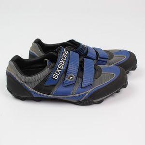 SixSixOne Stinger Mountain 3 strap cycling shoe